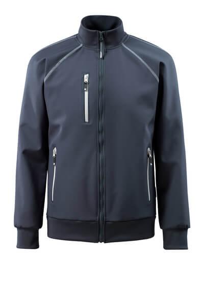 MASCOT® Tamariu Soft Shell Jacke Größe S, schwarzblau