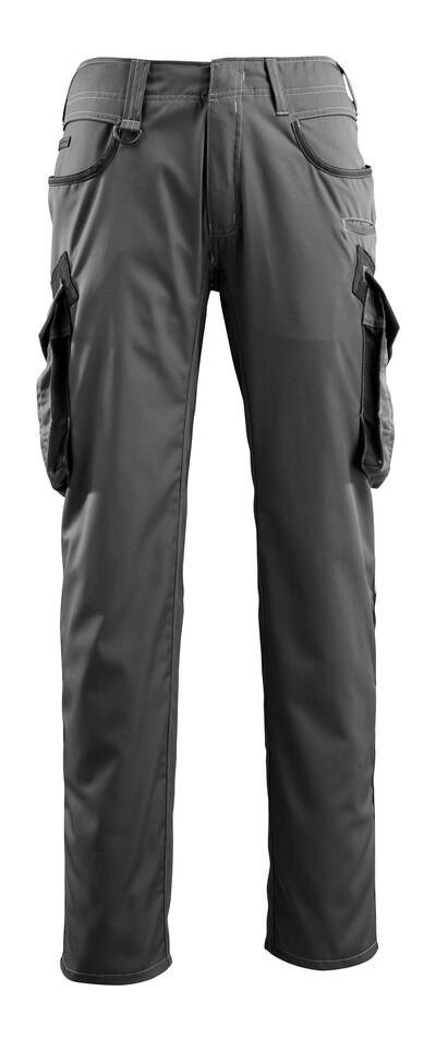 MASCOT® Ingolstadt Hose Größe 82C43, dunkelanthrazit/schwarz