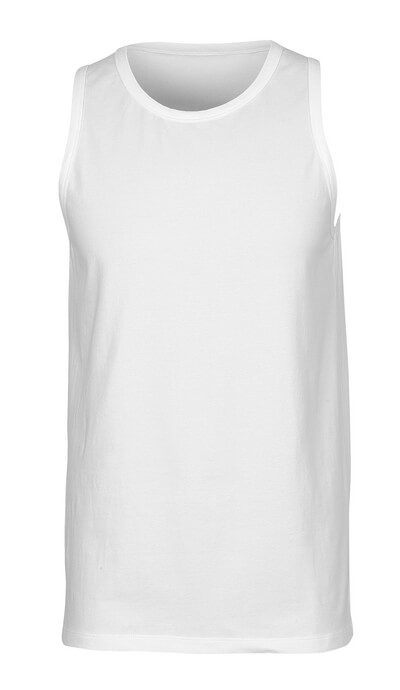 MASCOT® Morata Unterhemd Größe 2XL, weiss