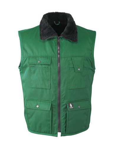 MASCOT® Sölden Winterweste Größe M, grün