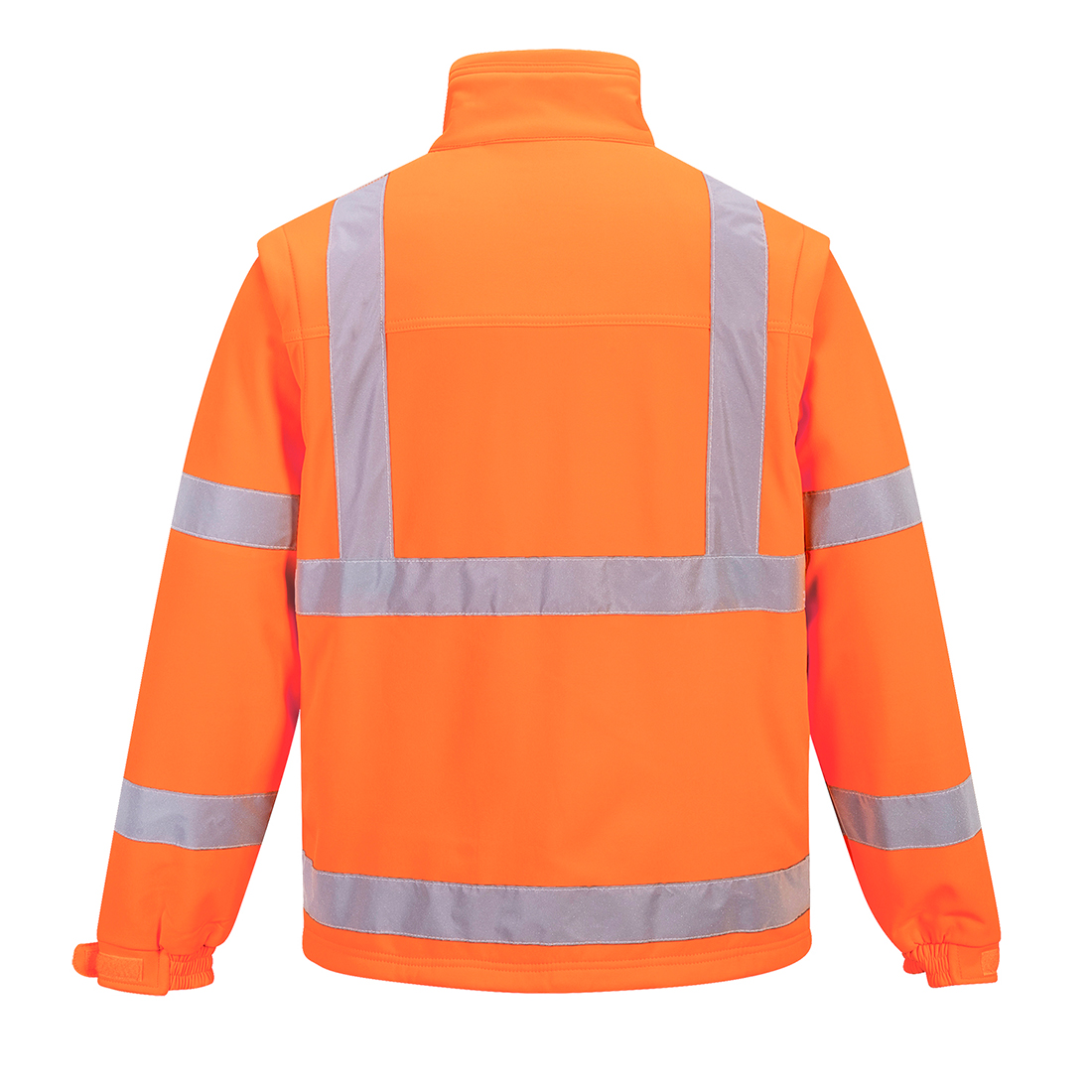 Warnschutz-Softshell-Jacke S428