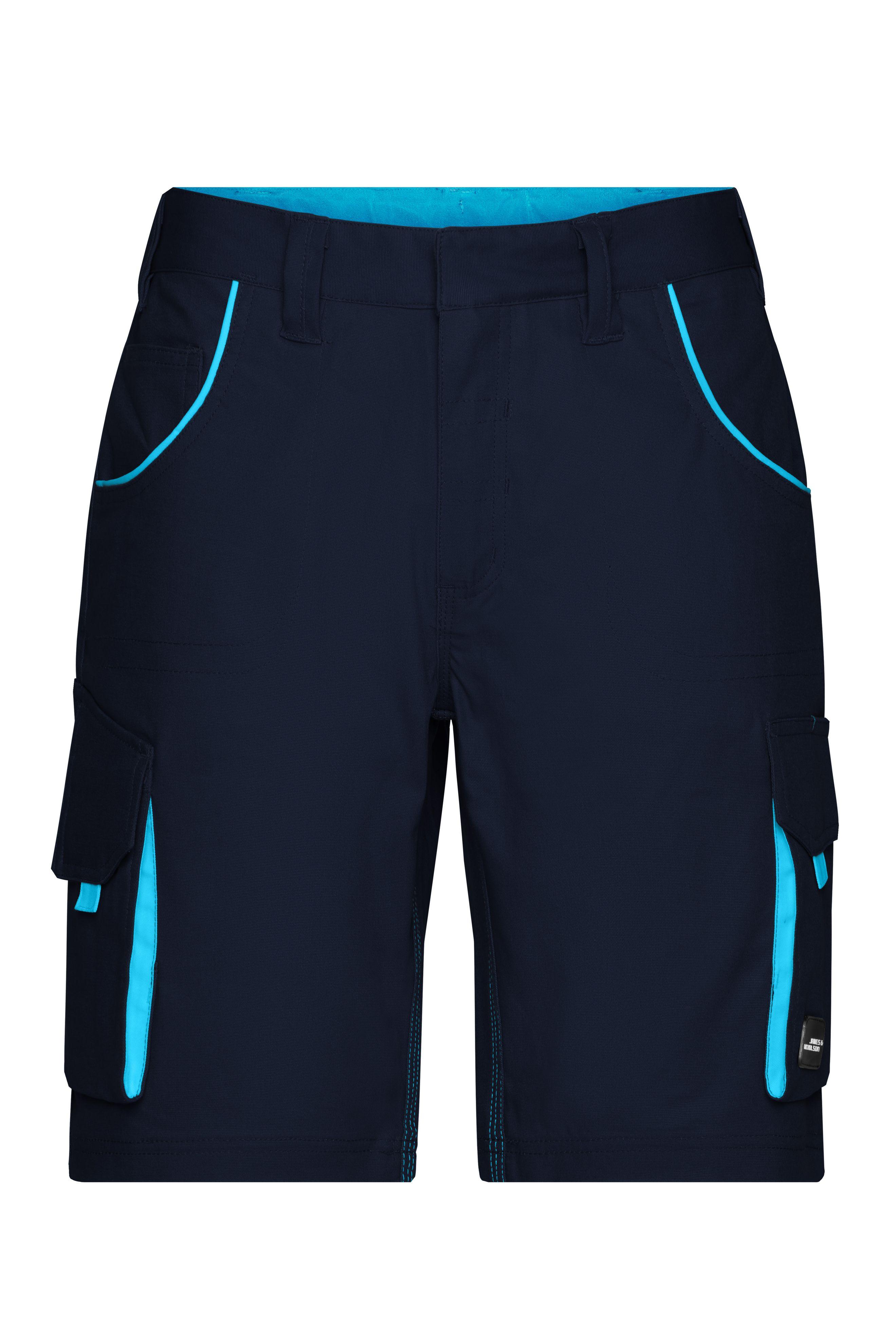 Funktionelle kurze Hose im sportlichen Look mit hochwertigen Details