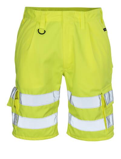 MASCOT® Pisa Shorts Größe C47, hi-vis gelb