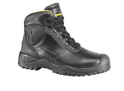 MASCOT® Batura Plus Sicherheitsstiefel S3 Sicherheitsschuhe Größe 1145, schwarz/gelb