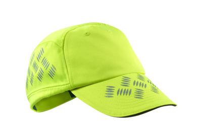 MASCOT® Ripon Cap Größe ONE, hi-vis gelb