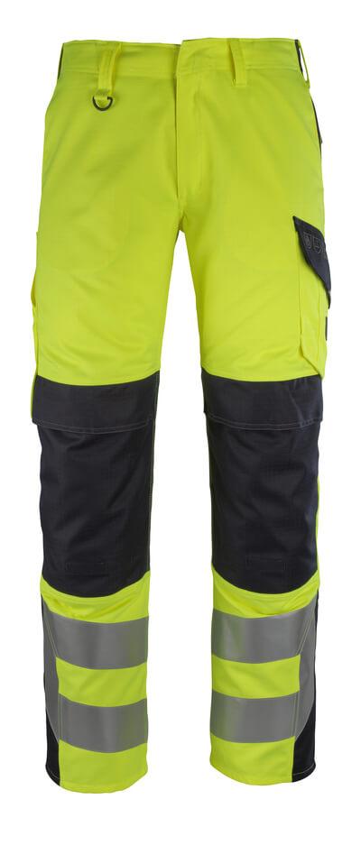 MASCOT® Arbon Hose Multisafe Größe 76C50, hi-vis gelb/schwarzblau