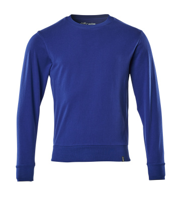 Sweatshirt,moderne Passform, Sustainable Sweatshirt Größe 6XLONE, kornblau