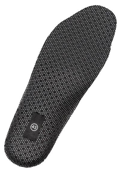 MASCOT® Monviso Einlegesohlen Größe 0837, schwarz