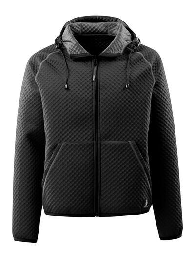 MASCOT® Dosrius Kapuzensweatshirt Größe XL, schwarz