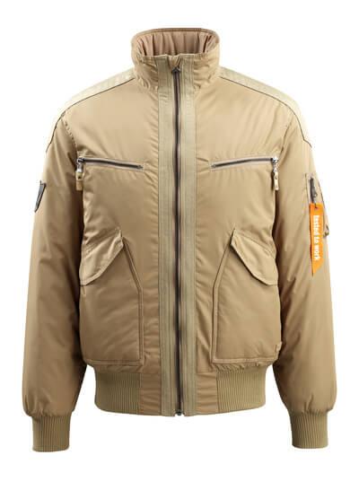 MASCOT® Riverdale Pilotjacke Größe L, khaki