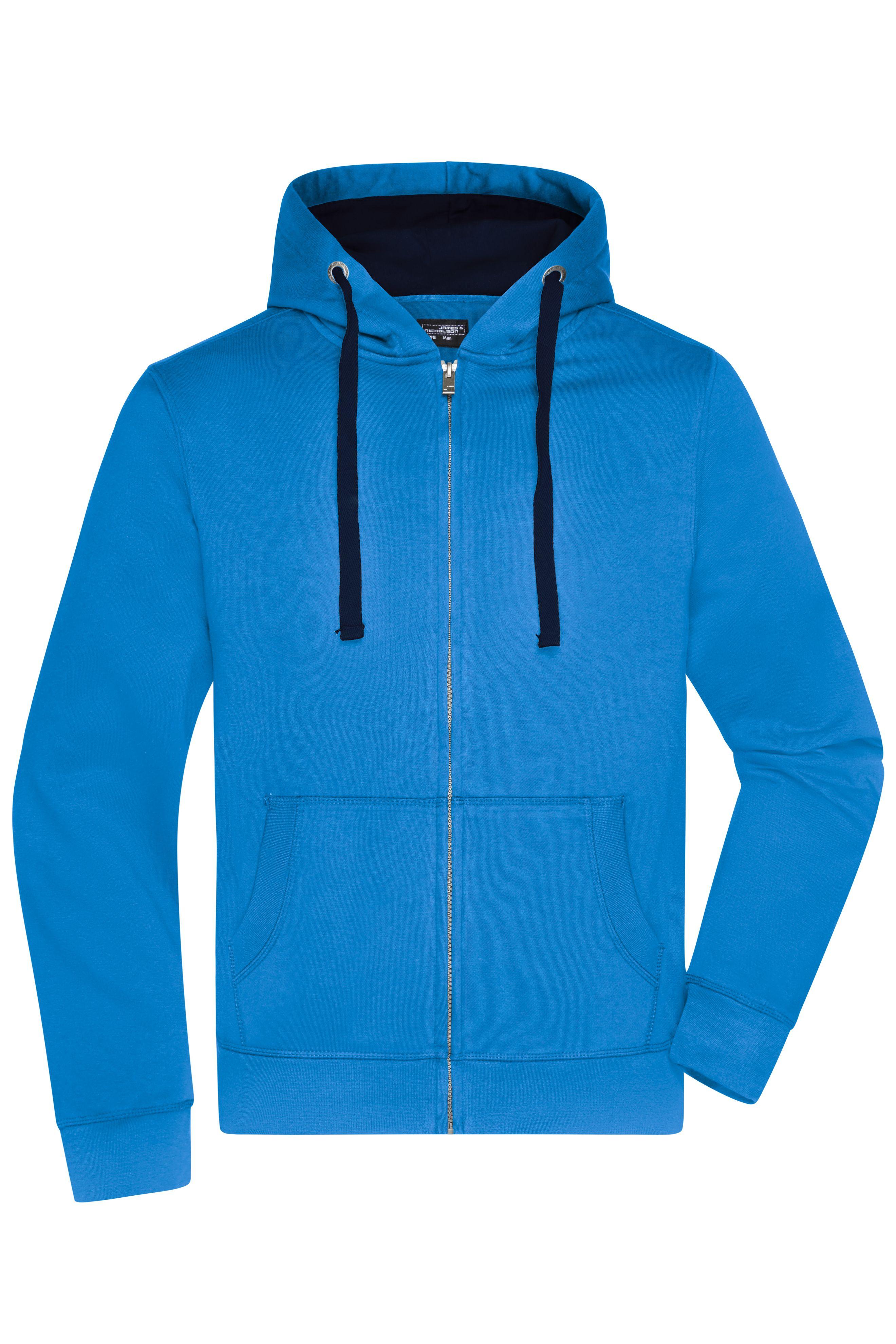 Premium Sweat-Jacke mit Bionic®-Finish