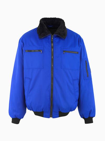 MASCOT® Alaska Pilotjacke Größe 2XL, kornblau