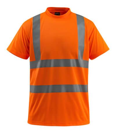 MASCOT® Townsville T-shirt Größe 4XL, hi-vis orange
