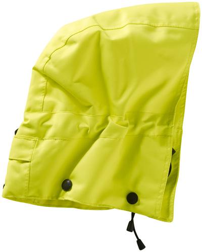 MASCOT® MacCall m. D-knopf Kapuze Größe ONE, hi-vis gelb