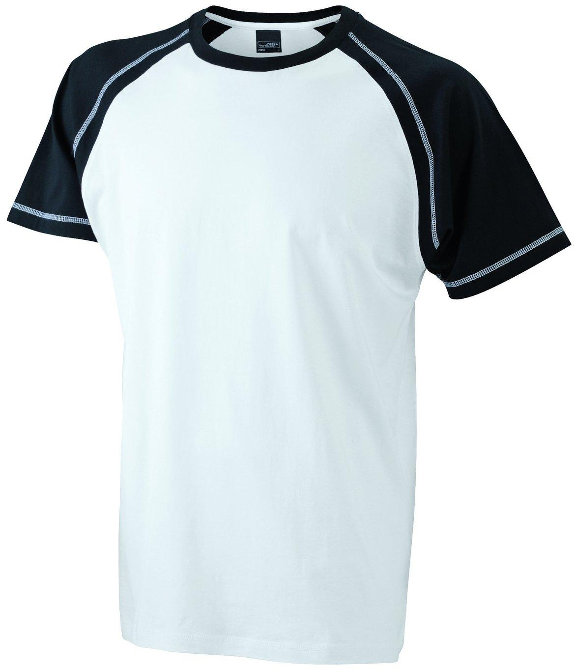 Herren T-Shirt Raglan JN010