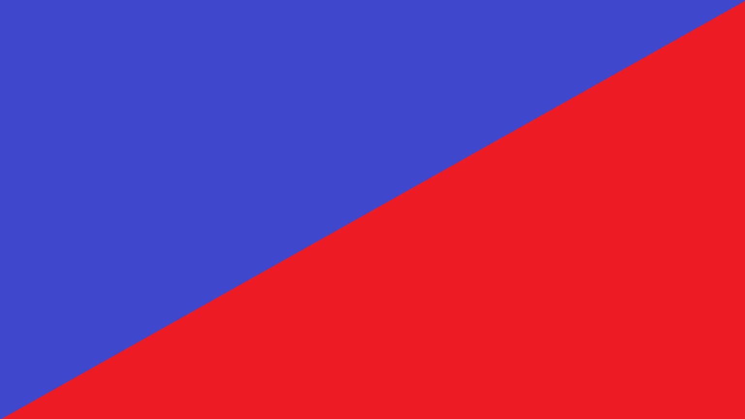 rot/blau