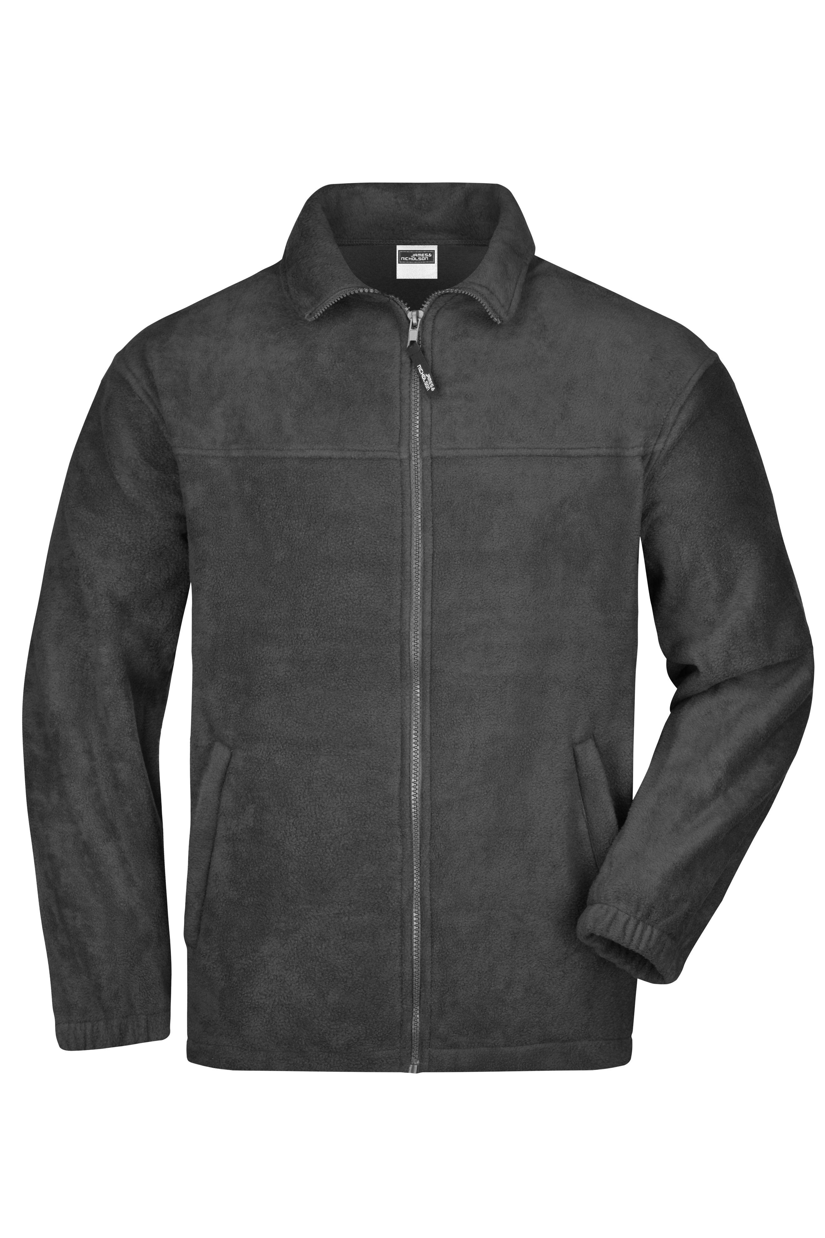 Jacke in schwerer Fleece-Qualität