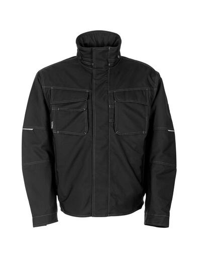 MASCOT® Mataro Pilotjacke Größe S, schwarz