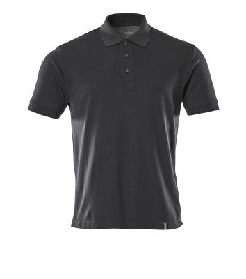 Polo-Shirt,moderne Passform, Sustainable Polo-shirt Größe 6XLONE, schwarzblau