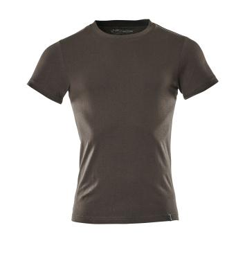 T-Shirt, moderne Passform, Sustainable T-shirt Größe 6XLONE, dunkelanthrazit