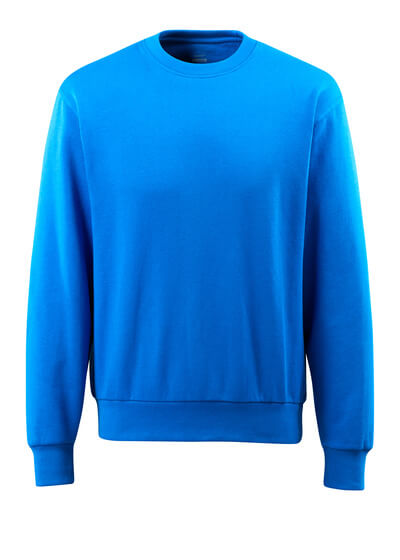 MASCOT® Carvin Sweatshirt Größe S, azurblau