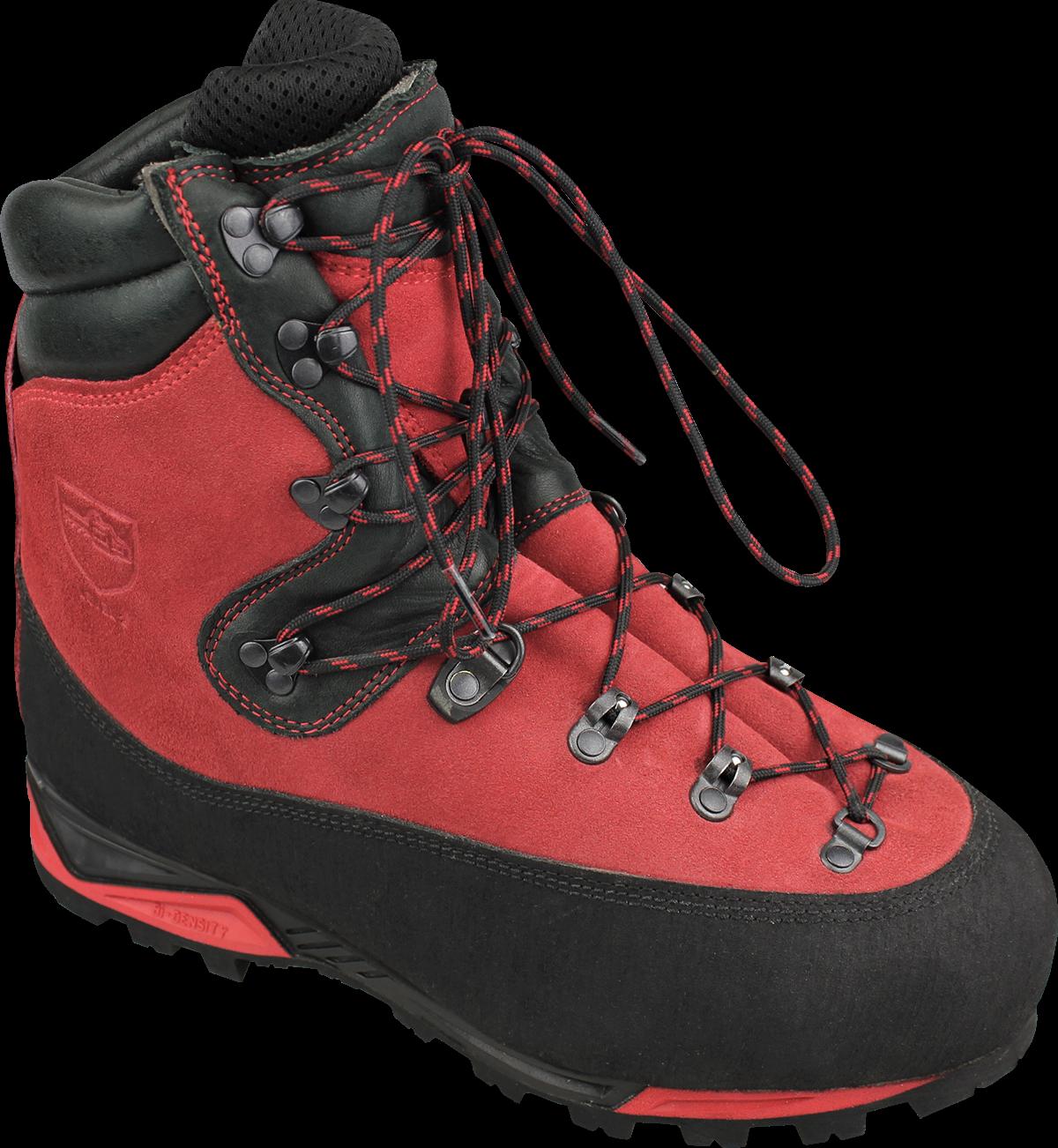 CERVINO RED, S3-Forstsicherheitsschuhe EN ISO 20345/17249, Größe 39