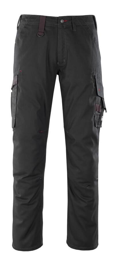 MASCOT® Rhodos Servicehose Größe 90C51, schwarz