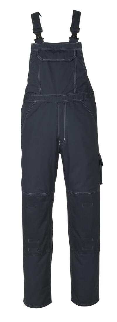 MASCOT® Newark Latzhose Größe 90C60, schwarzblau