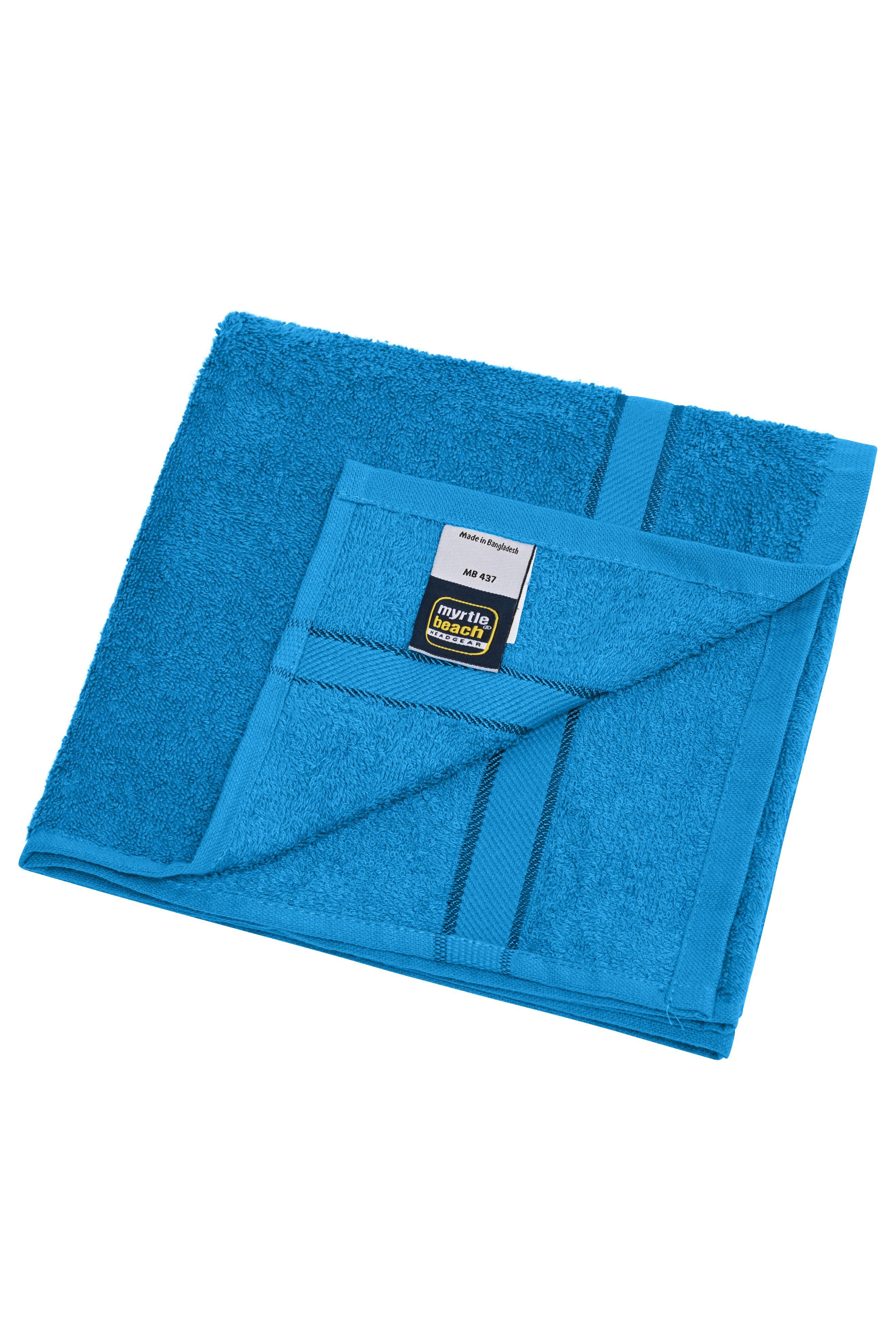 Handtuch im dezenten Design