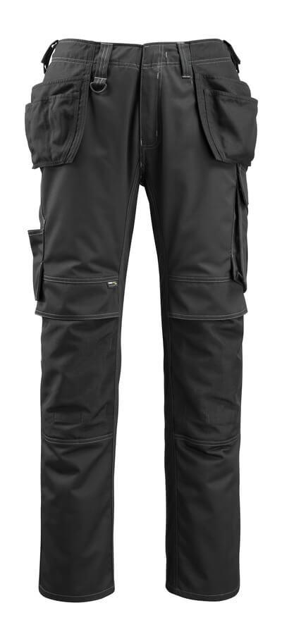 MASCOT® Bremen Handwerkerhose Größe 90C60, schwarz