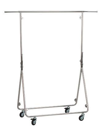 Praktischer Reise-Rollständer für Ihre James & Nicholson-Kollektion