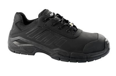 MASCOT® Ultar Sicherheitshalbschuh S3 Sicherheitsschuhe Größe 1141, schwarz