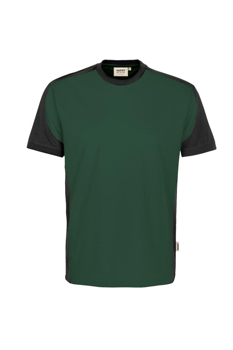 HAKRO T-Shirt Contrast Mikralinar®
