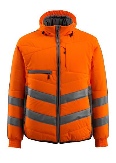 MASCOT® Dartford Thermojacke Größe XL, hi-vis orange/dunkelanthrazit