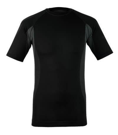MASCOT® Pavia Unterhemd Größe XS, dunkelanthrazit