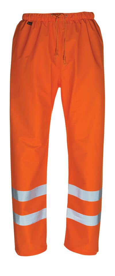MASCOT® Wolfsberg Regenhose Größe XS, hi-vis orange