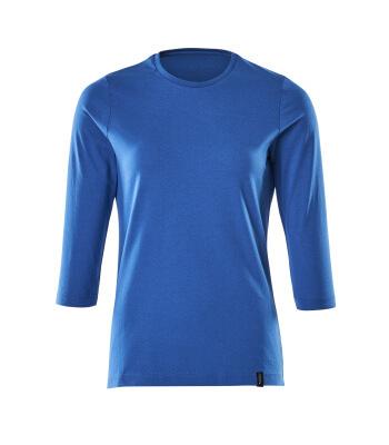 T-Shirt mit ¾ Arm, Damen, ProWash® T-shirt Größe 6XLONE, azurblau