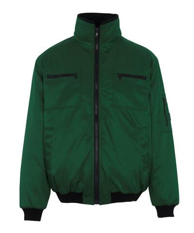 MASCOT® Alaska Pilotjacke Größe XL, grün