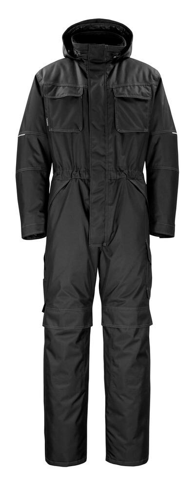 MASCOT® Ventura Winterkombination Größe 3XL, schwarz
