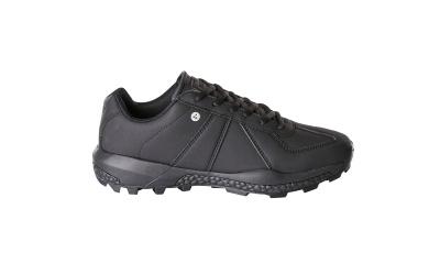 Sneaker mit Schnürsenkeln Arbeitsschuhwerk 01 Berufsschuh Größe 0939, schwarz