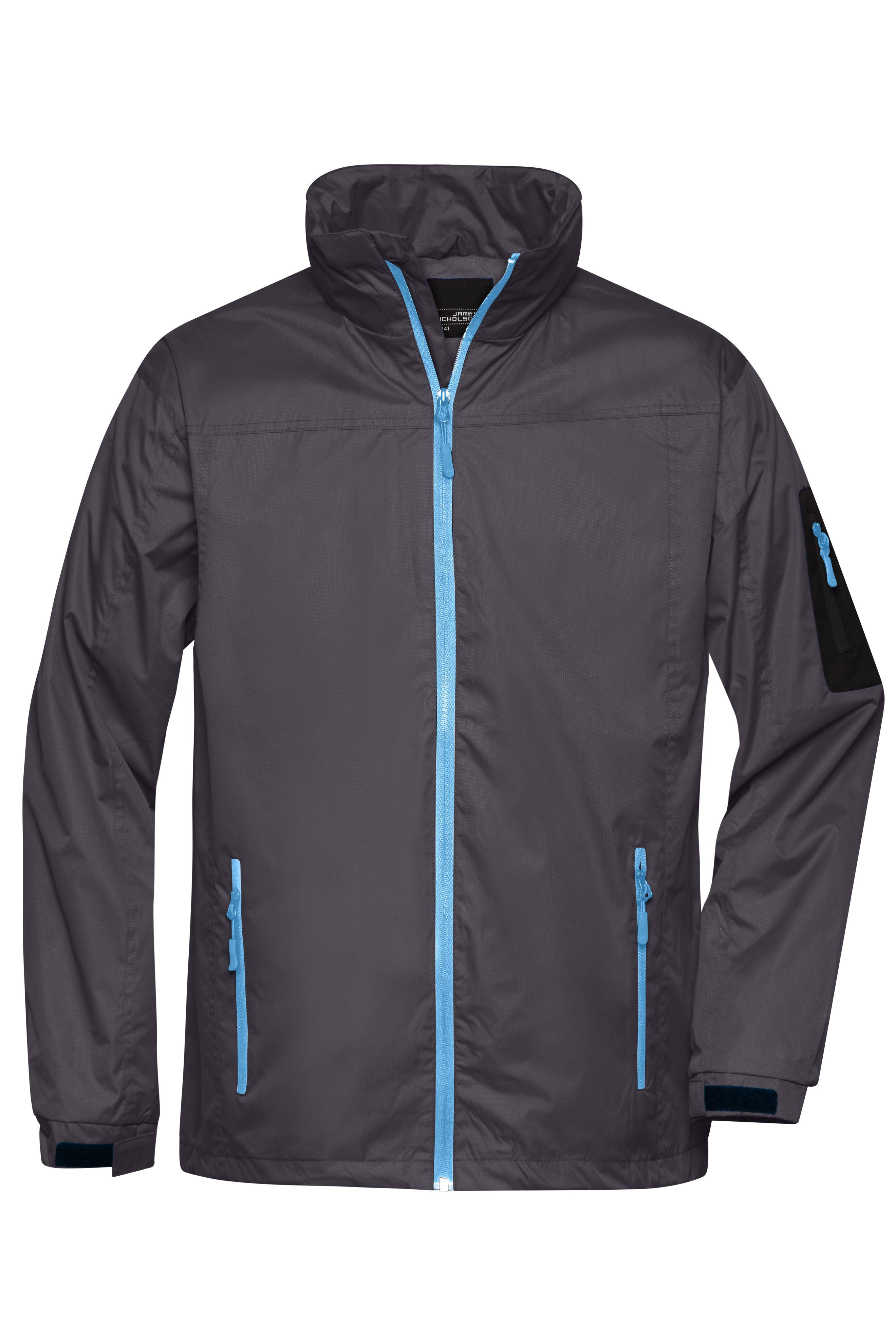 Sportliche, funktionelle Outdoor-Jacke