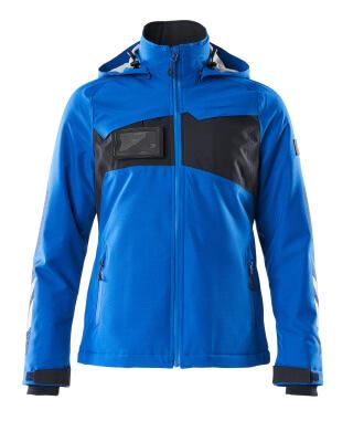 Winterjacke m. CLIMASCOT®, Damen, leicht Winterjacke Größe 5XL, azurblau/schwarzblau