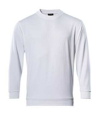 MASCOT® Caribien Sweatshirt Größe M, weiss
