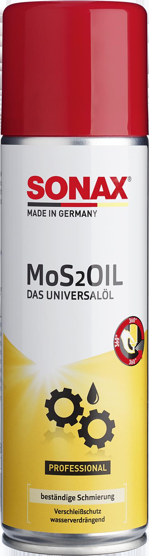SONAX 03392000  MoS2Oil 300 ml
