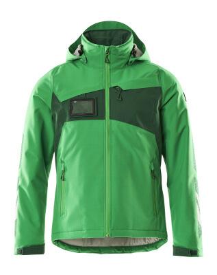 Winterjacke mit CLIMASCOT®-Futter Winterjacke Größe 4XL, grasgrün/grün