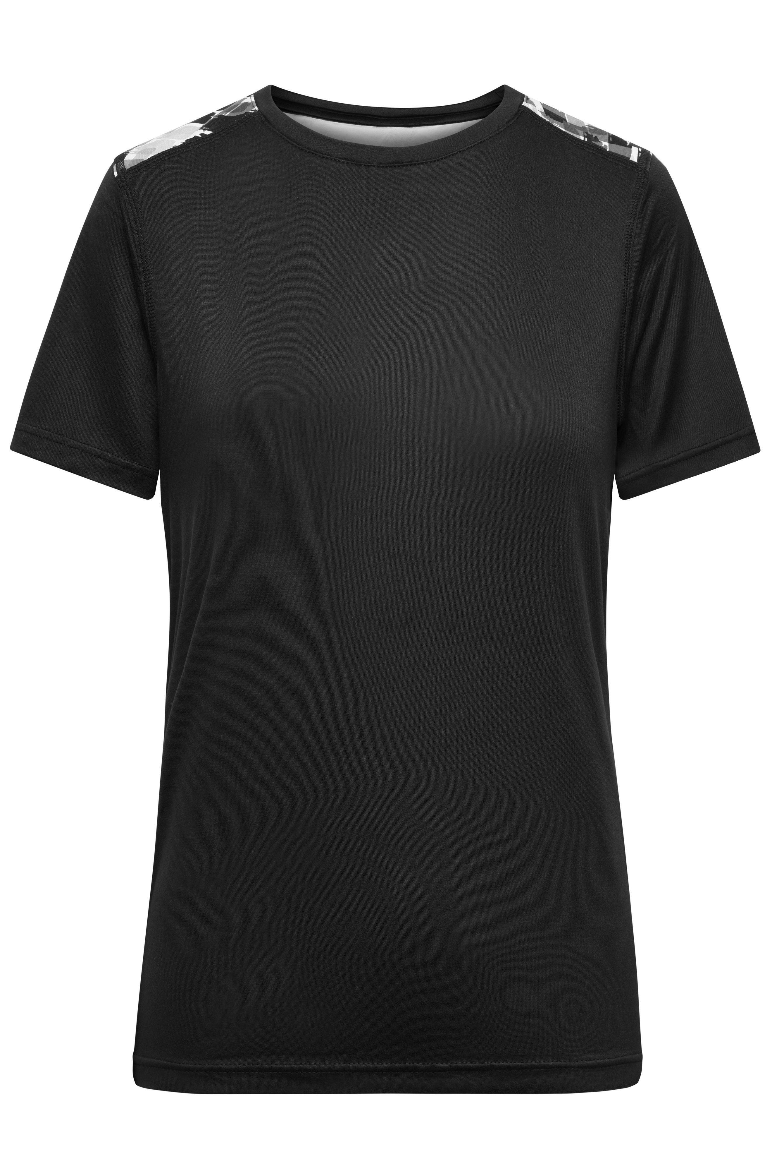 Funktions-Shirt aus recyceltem Polyester für Sport und Freizeit