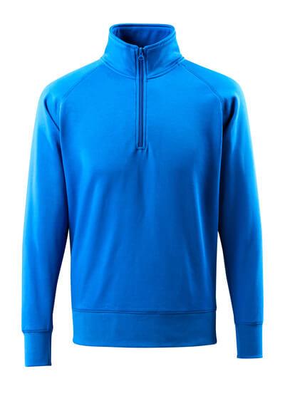 MASCOT® Nantes Sweatshirt Größe XL, azurblau