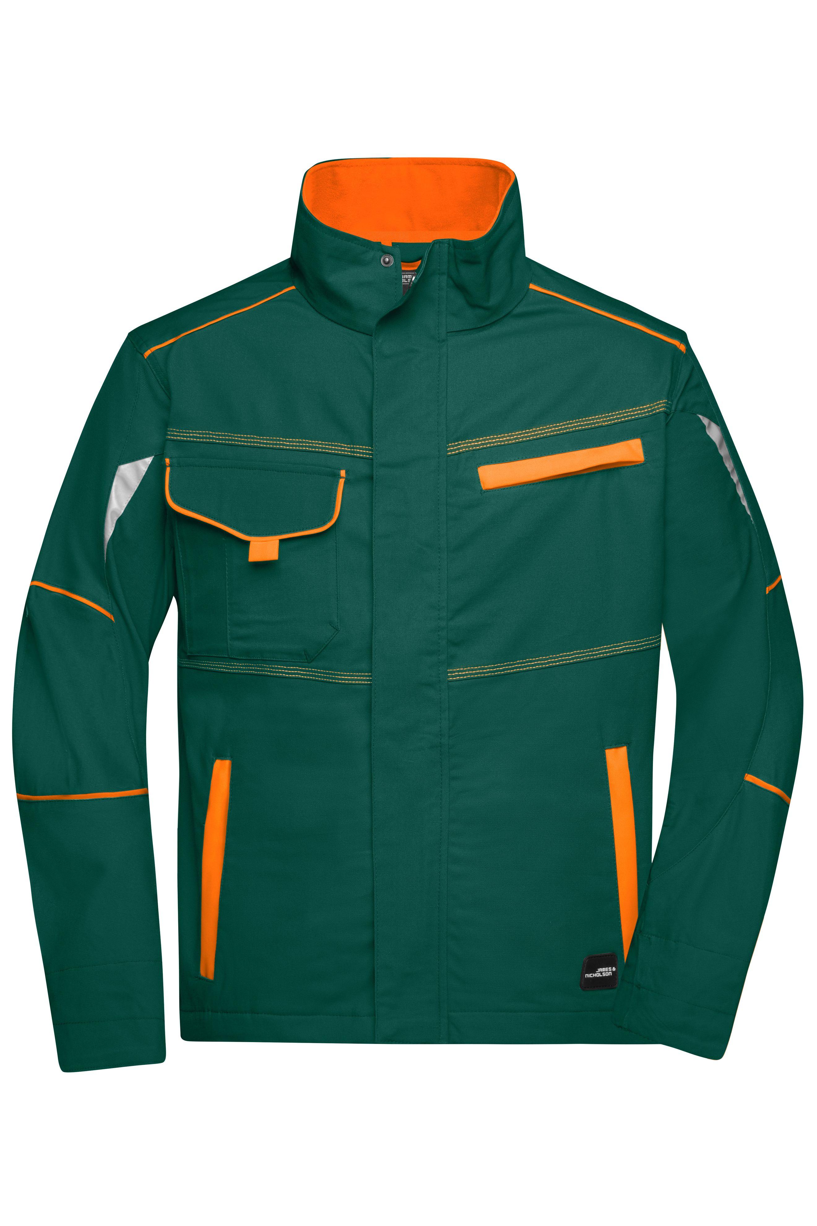 Funktionelle Jacke im sportlichen Look mit hochwertigen Details