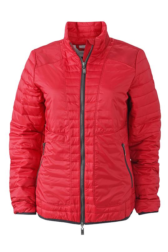 Wattierte Jacke mit DuPont™ Sorona® Wattierung (nachwachsender, pflanzlicher Rohstoff)