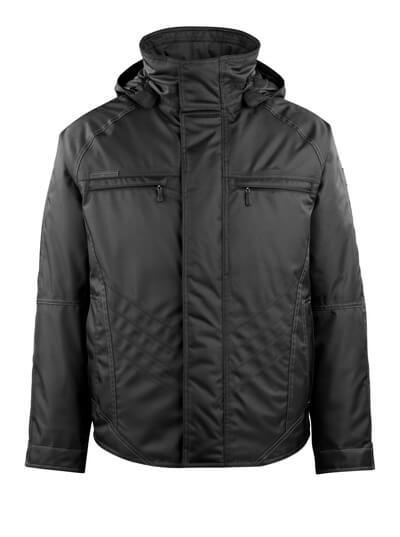 MASCOT® Frankfurt Winterjacke Größe S, schwarz